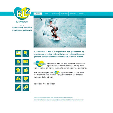Website BL2 - De Groen Design