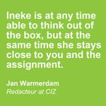 Close to you - De Groen Design - Groene Blokken