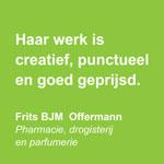 Creatief, punctueel, goed geprijsd - De Groen Design - Groene Blokken