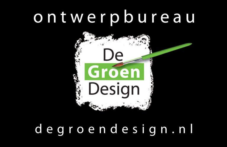 visitekaartje de groen design